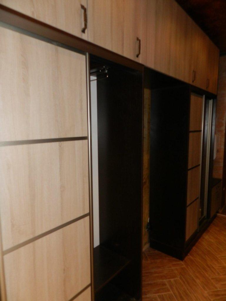 Шкафы-купе и межкомнатные