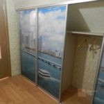 Шкафы-купе Встроенные в мансарде