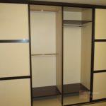 Шкафы-купе в коридоре и в зале