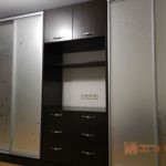 Шкафы-стенка в зале