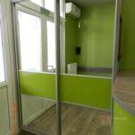 Дуб и Зелёный в клинике
