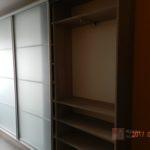 Книжный шкаф-купе