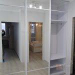 Трёхдверный зеркальный Альба