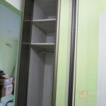 Распашной шкафчик