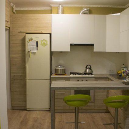 Кухня Вали