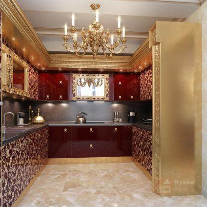 Кухня Роскошь