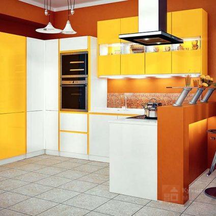 Кухня Рута