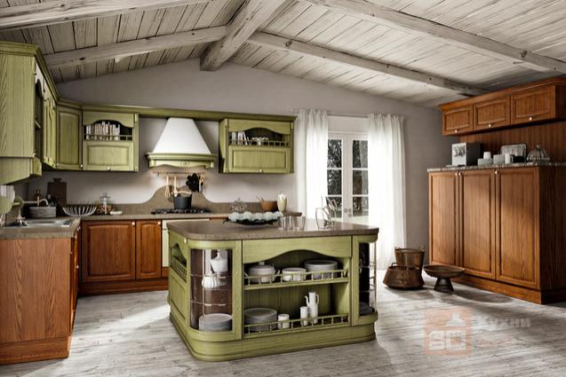 Кухня Оливковый венок