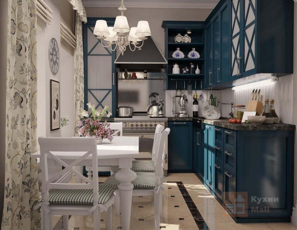 Кухня Синее море